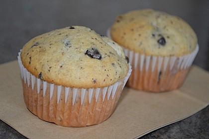 Bananen - Schoko - Muffins 2