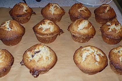 Bananen - Schoko - Muffins 19