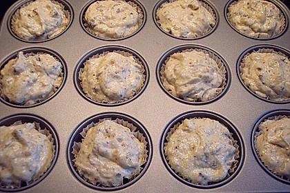Bananen - Schoko - Muffins 24