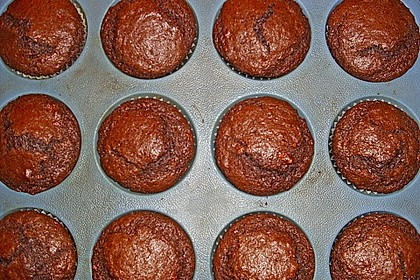 Bananen - Schoko - Muffins 28