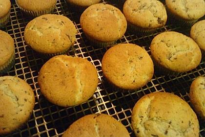 Bananen - Schoko - Muffins 25