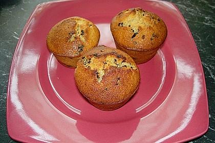 Bananen - Schoko - Muffins 7
