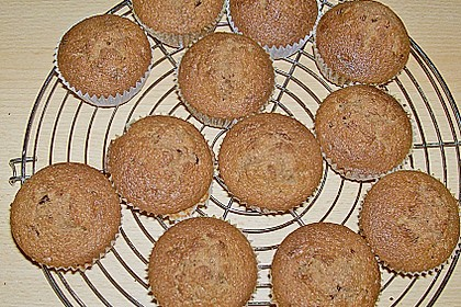 Cappuccino Muffins 12