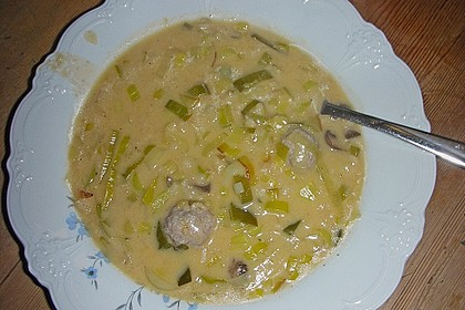 Lauchsuppe 2