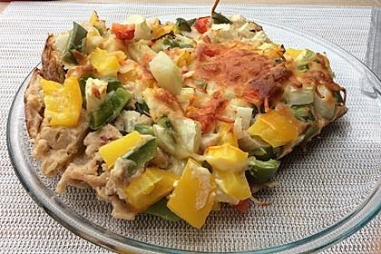 Gemüseauflauf 1
