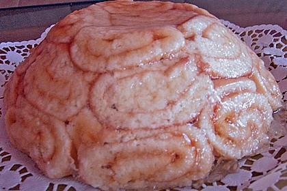 Pfirsich - Charlotte mit Käsesahne 117