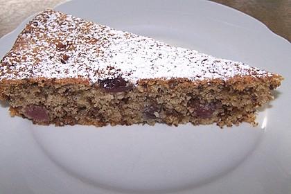 Supereinfacher Schoko - Kirsch - Kuchen 4