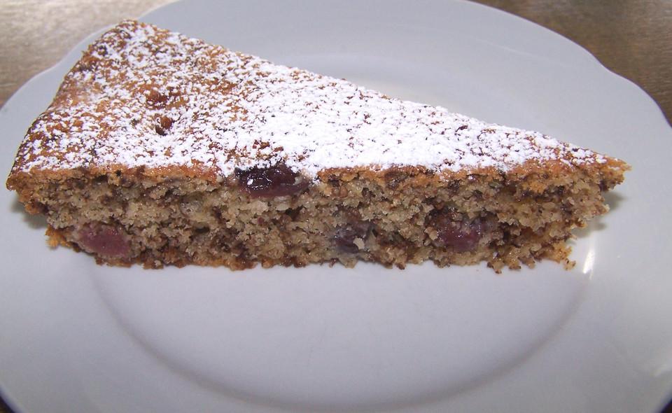 Supereinfacher Schoko Kirsch Kuchen Von Mjudge Chefkoch De