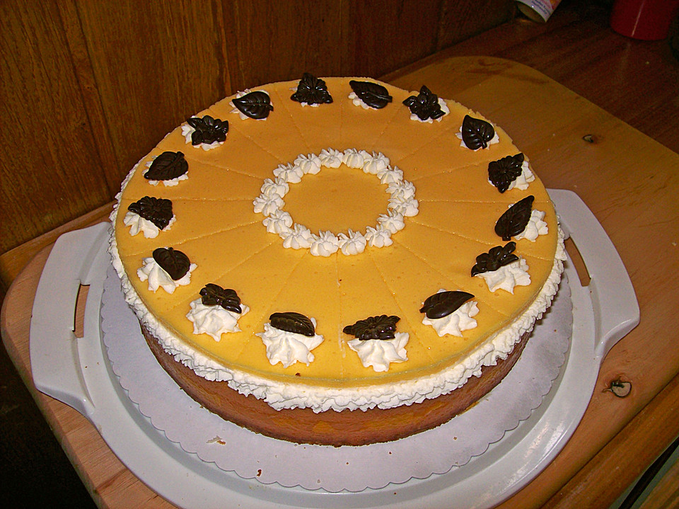Aranka Maracuja Torte Von Tortenkunstlerin Chefkoch De