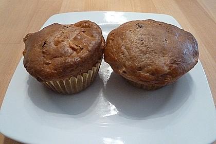 Apfel - Bananen - Muffins 1