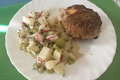 """Falscher Kartoffelsalat """"Low Carb"""" 3"""