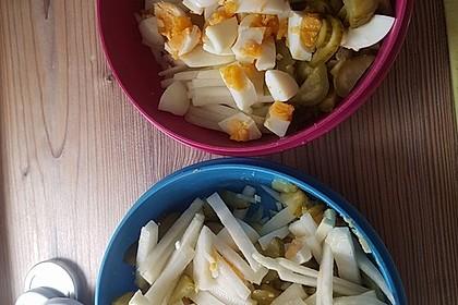 """Falscher Kartoffelsalat """"Low Carb"""" 2"""
