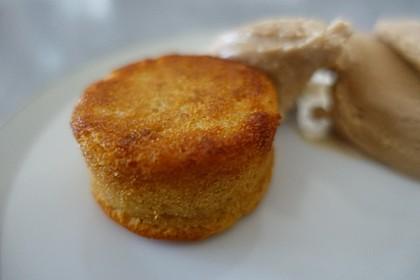 Zitronen-Mandelküchlein ohne Mehl, glutenfrei