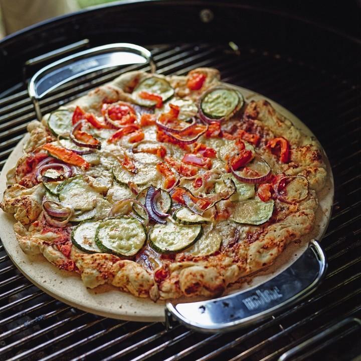 Pizzateig Ohne Hefe Für Den Kugelgrill Von Steffibartnitzek Chefkoch
