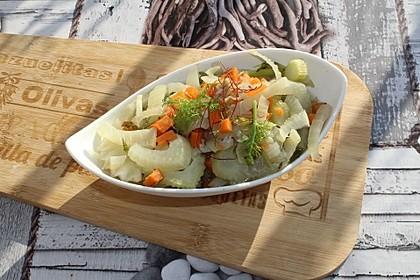 Schlichtes Fenchel-Gemüse