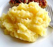 Griechisches Knoblauch-Kartoffelpüree (Bild)