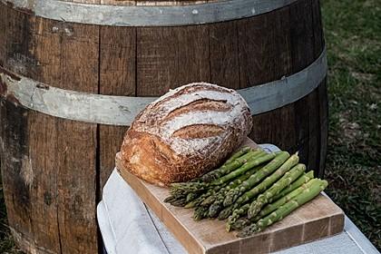 Spargel-Dinkel-Brot