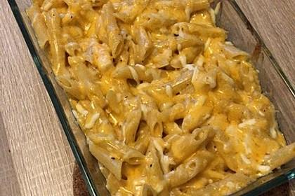 Mac'n'cheese - Makkaroni mit Käse USA Style 2
