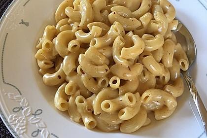 Mac'n'cheese - Makkaroni mit Käse USA Style