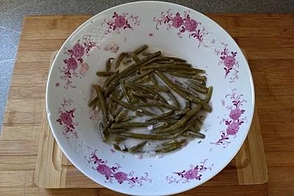 Prinzess-Bohnen-Salat 1