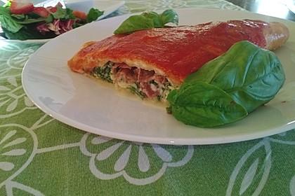Pizza Calzone Chef