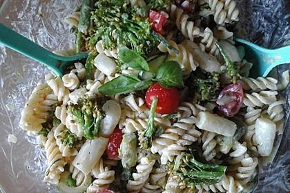 Nudel-Spargel-Salat 1