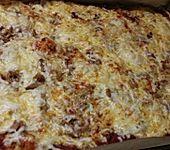 Pizzateig mit wenig Hefe und kalter Führung (Bild)