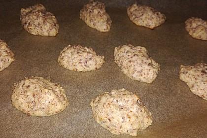 Gesunde Kekse mit Chiasamen, Mandeln und Quark 1
