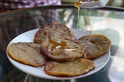 Lebkuchen-Pancakes (Bild)