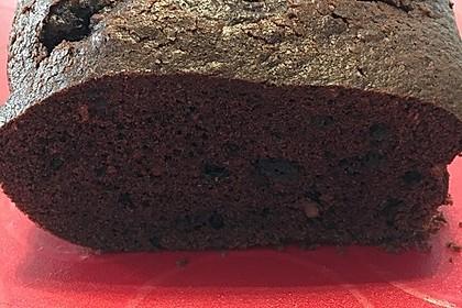 Saftiger Schoko Nuss Kuchen Von Rottifan98 Chefkoch De