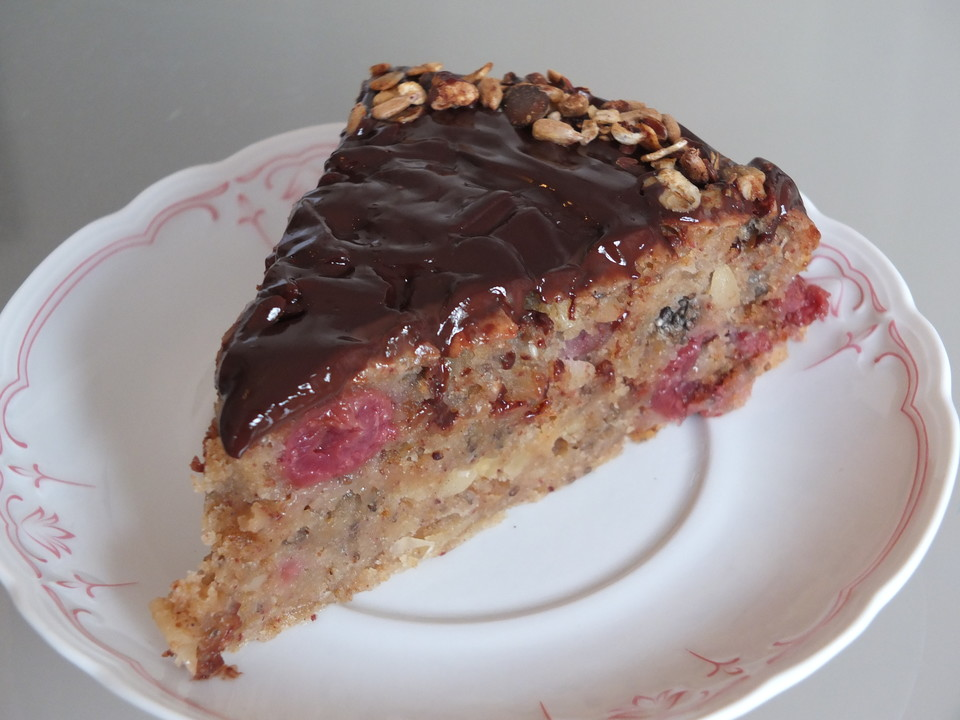 Schoko Kirsch Kuchen Von Simplevegan Chefkoch De