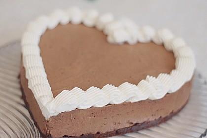 No Bake Schoko-Cheesecake 1