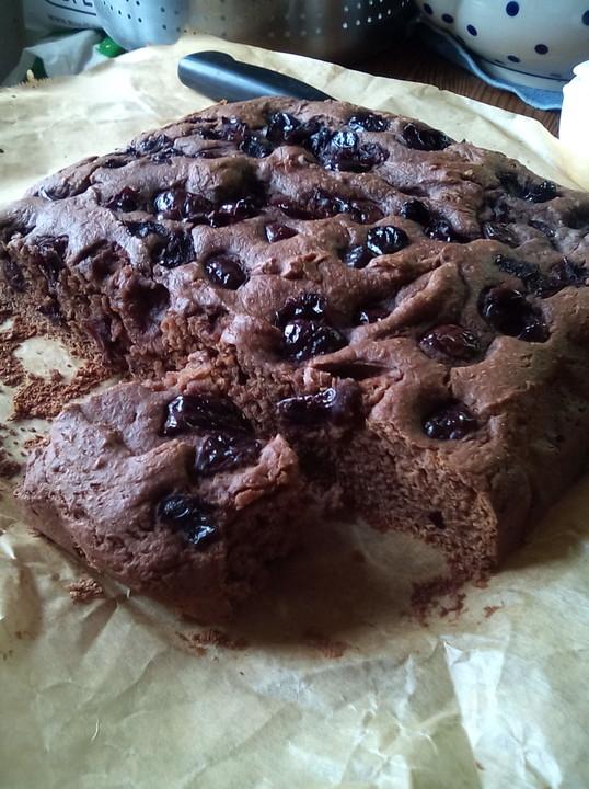 Schoko Susskirsch Kuchen Glutenfrei Von Eulenwiese Chefkoch De