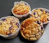 Protein Breakfast Muffins - Frühstücksmuffins (Bild)