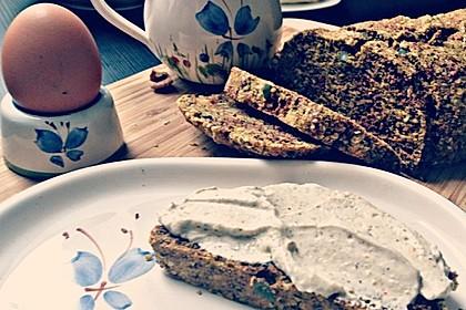 Veganes glutenfreies Brot 1