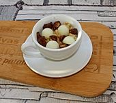 Porridge mit Datteln und Zuckermelone (Bild)