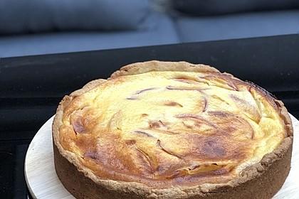 Pfirsich-Nektarinen-Kuchen
