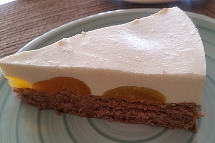 Joghurt-Sanddorn-Torte
