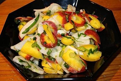 Rettich-Karotten-Salat mit Sauerkrautsaft