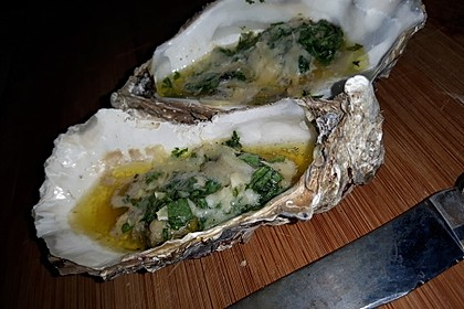 Austern mal anders - Austern gegrillt