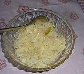 Krautsalat ohne alles, flink gemacht (Bild)