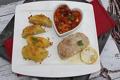 Mandelkartoffeln 1