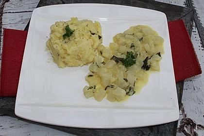 Omas Knoblauch-Kartoffelpüree 1