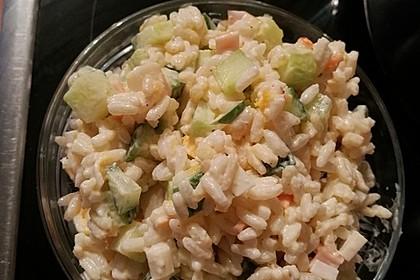 Russischer Surimi-Salat 1