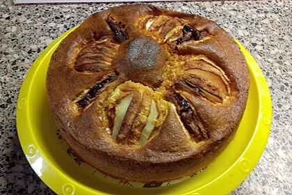 Apfelkuchen aus der Heißluftfritteuse