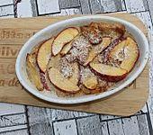 Zwieback-Apfel-Auflauf für Kinder (Bild)