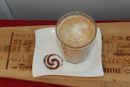 Schnelle vegane Chai-Latte 2