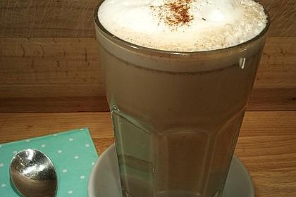Schnelle vegane Chai-Latte 1