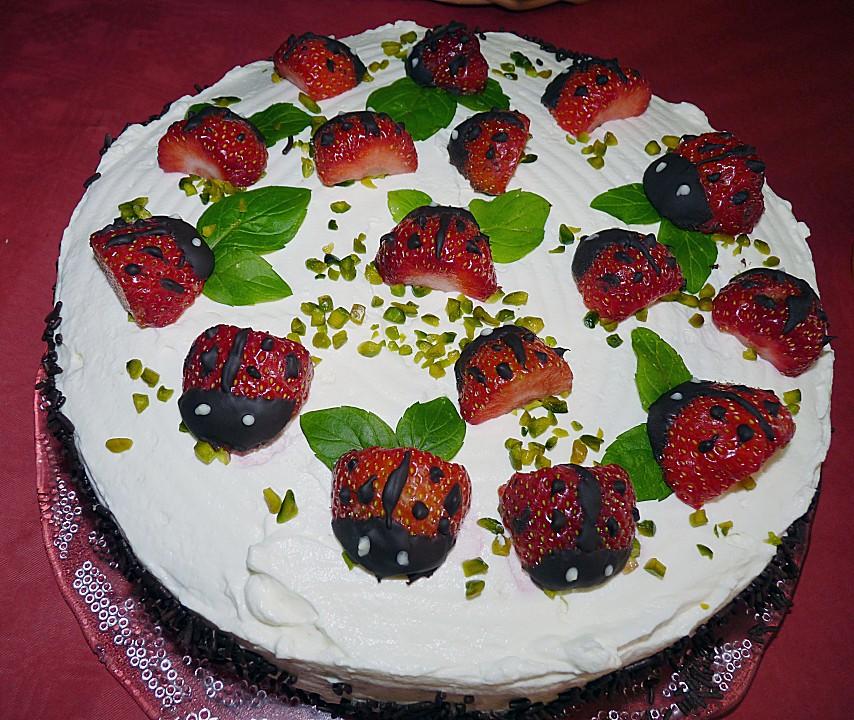 Marienkafer Torte Von Hemet Nisut Weret Chefkoch De