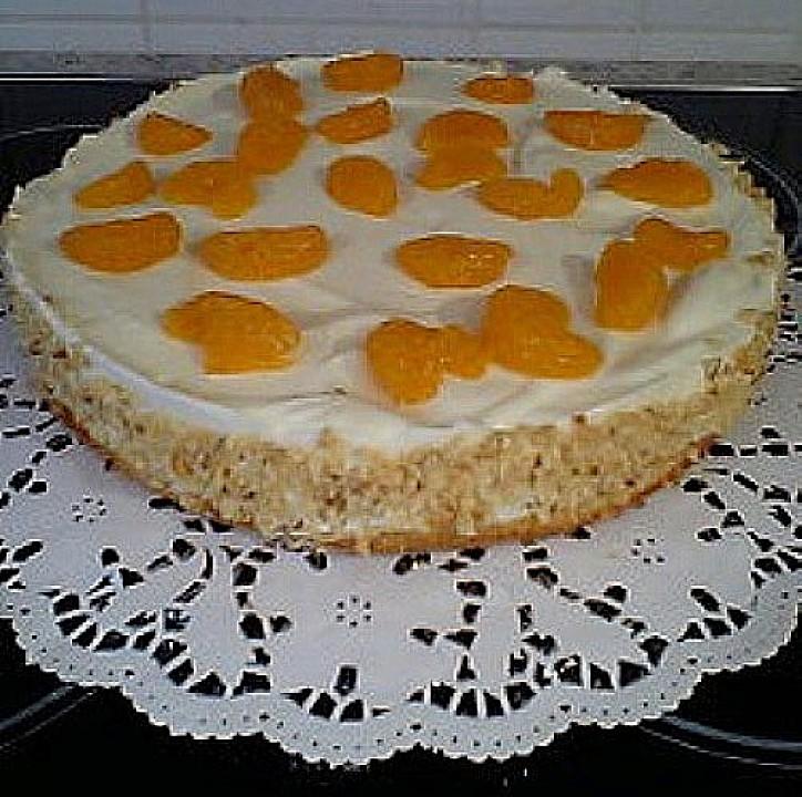 Diabetiker Mandarinentorte Von Hemet Nisut Weret Chefkoch De